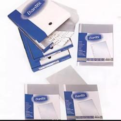PP Pocket / Sheet Protector Uk Folio ( F4 ) Merk Bantex 8843