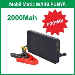 Powerfull! 20000mAh USB Power Bank Car Jump Starter Jumper Mobil