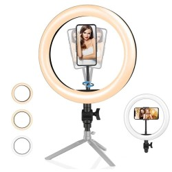 Ringlight Lighting beauty Vloger Youtuber Lampu Halo Ring light led