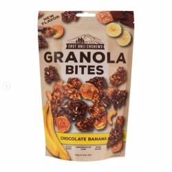 East Bali Cashews Granola Bites Chocolate Banana 125gr
