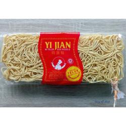 mie telor halus kecil dan lebar Yi Jian 200gr mi telur kering ramen