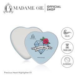 Madame Gie Precious Heart Highlighter - MakeUp