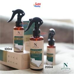 200ml - Naturein Bed Spray Anti Bacterial Tungau kasur bantal anak