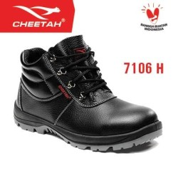 7106 H - Cheetah - Double Sol Polyurethane - Safety Shoes