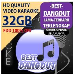 Lagu Karaoke BEST DANGDUT FULL 32GB