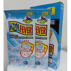 Kool Fever Dewasa -plester kompres (1 sachet)