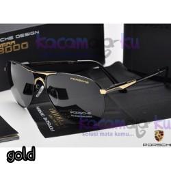 Kacamata Sunglasses Porsche Design 8722 P8722 Polarized (Paket Hemat)
