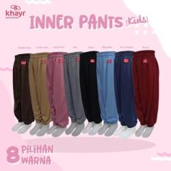 Inner Pant kids Khayr daleman Gamis Anak Pant kids Khyar celana Inner - 4, COKPI
