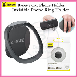 BASEUS INVISIBLE RING PHONE BRACKET FINGER HOLDER METAL STAND MOUNT