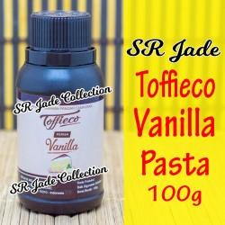 Toffieco Vanilla Pasta 100 gr Tofieco Vanila Tofico Vanilli 100g