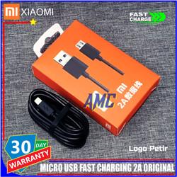Kabel data XIAOMI ORIGINAL 100% 2A fast charging