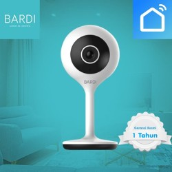 BARDI Smart IP Camera CCTV Wifi IoT HomeAutomation Support IOS Android - CCTV Aja