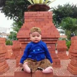 Set Beskap Baby Balita - Baju Adat Anak Bayi Balita - request by chat, 3 - 5 Tahun