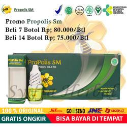 Obat Herbal Telinga Budek, Tuli, Conge, Curek Alami | Propolis Sm
