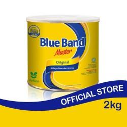 Blue Band Master Original Margarine Tin 2kg