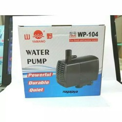 power head pompa filter air aquarium yamano WP 104 yamano wp104