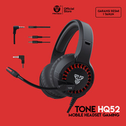 Fantech TONE HQ52 Headset Gaming Mobile