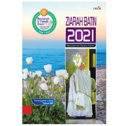Buku Ziarah Batin 2021: Renungan Dan Catatan Harian