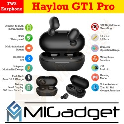 Xiaomi Haylou GT1 Pro TWS Bluetooth 5.0 Earbuds up to 26 Hours Battery