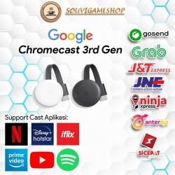 PALING MURAH !! ALL NEW GOOGLE CHROMECAST 3rd GENERATION / Generasi 3