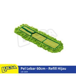 Lucsa Pel Lebar 60cm Refill - Pel Sapu Lantai Lobby Dust Mop