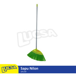LUCSA SAPU NILON - SAPU PLASTIK NYLON