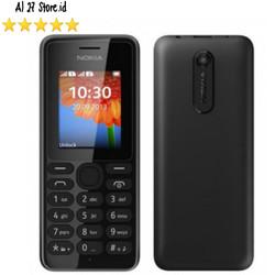 Hp Handphone Nokia Jadul 108 Dual Sim Camera Music Musik MP3 Murah