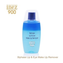Inez Biphase Lip and Eye Make Up Remover