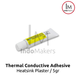 Thermal Glue / Thermal Adhesive / Heatsink Plaster / Lem Heatsink