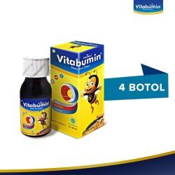 Vitabumin 60ml - 4 Pcs