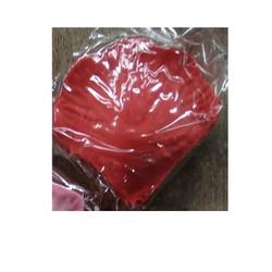 Kelopak Bunga Mawar - Rose Petal - Bunga Plastik - Merah