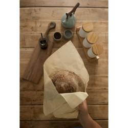 KALIKA WRAP beeswax bread - wrap pembungkus makanan roti pakai ulang
