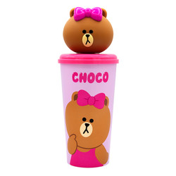 Cinepolis Tumbler LINE Choco Official Merchandise 32oz
