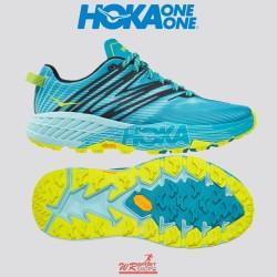 Sepatu Lari Hoka One One SPEEDGOAT 4 Women Capri Breeze ORIGINAL BNIB