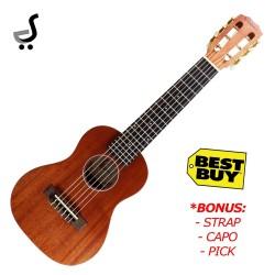 Gitarlele Akustik 28 Inch Gitar Klasik Impor Guitalele Lespoir GL-028