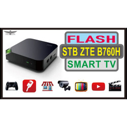 STB Android TV ZTE B760H Sudah Root Unlock