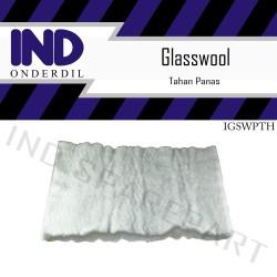 Glaspol-Gaspol-Glasswool-Peredam Knalpot-Gaspul Tahan Panas Universal
