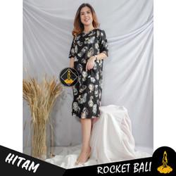 Daster Wanita Terbaru Motif Vintage/Retro Allsize Fit to L Khas Bali