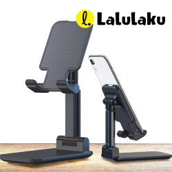 Stand HP 302 Liftable Foldable Phone Holder di Meja Folding Desktop