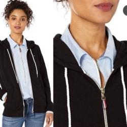 Tommy Hilfiger Jaket hoodie big size original harga grosir 6pc