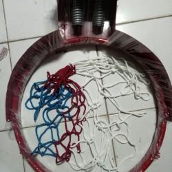 Ring basket double per free jaring basket 12 loops