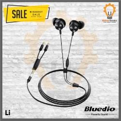 Bluedio Li Wired Earphones in-Ear Earbuds Headphones
