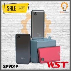 Powerbank 10000mAh WST SP901P Quick Charge QC 3.0 Power Delivery PD2.0
