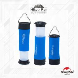 Lampu Tenda Naturehike NH15A003-I Lamp Tent 2in1 - Biru