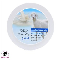 LEIVY Body Scrub SPA Goats Milk 250 g