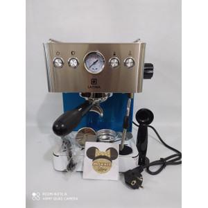 Alat Kopi Latina Primo Espresso Machine 15bar 58mm Porta Kits Free