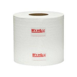 Promo Tissue Wypall L10 Roll Control Wipers