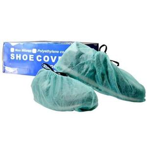 Sarung Sepatu Cover Shoes Medis Devall Non Woven