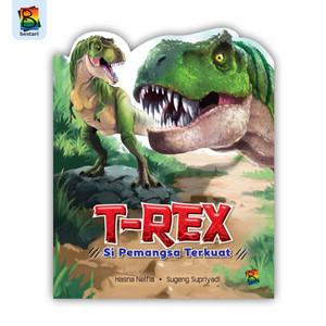 Buku Cerita Anak - Seri Pengenalan Dinosaurus - zikrul