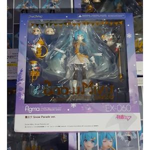 figma EX-060 Snow Miku Snow Parade ver.